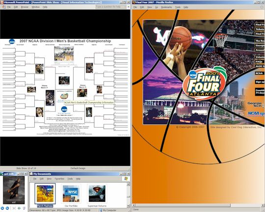 March Madness @ Male @ Generation X