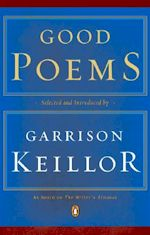 Garrison Keillor Good Poems