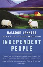 Halldor Laxness Independent People