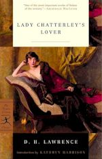 D. H. Lawrence Lady Chatterley's Lover