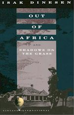 Isak Dinesen Out of Africa