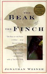Jonathan Weiner The Beak of the Finch