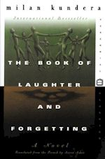 Milan Kundera The Book of Laughter and Forgetting