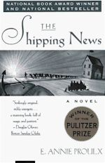E. Annie Proulx The Shipping News