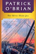 Patrick O'Brian The Wine Dark Sea
