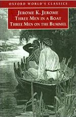 Jerome K. Jerome Three Men in a Boat