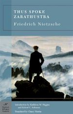 Friedrich Nietzsche Thus Spoke Zarathustra